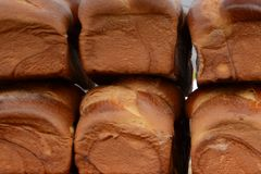 Loaves of bread stock photography