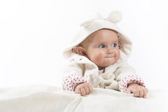 Six month baby Stock Photos