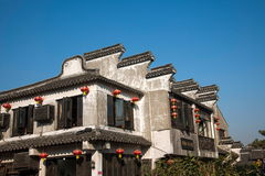----- Six southern town of Xitang classical architecture Stock Photo