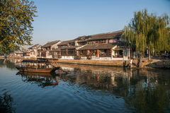 Six southern town of Xitang Stock Photos
