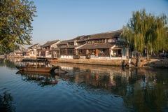Six southern town of Xitang Stock Photos