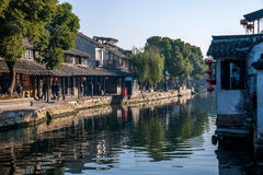 ----- Six southern town of Xitang Stock Photography