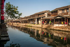 ----- Six southern town of Xitang Royalty Free Stock Image