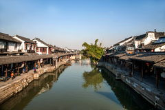----- Six southern town of Xitang Stock Images