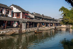 ----- Six southern town of Xitang Royalty Free Stock Photos