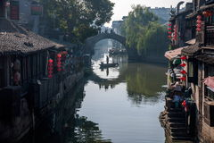 ----- Six southern town of Xitang Royalty Free Stock Photo