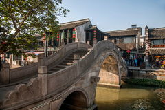 ----- Six southern town of Xitang Royalty Free Stock Photography