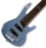 Six String Bass Royalty Free Stock Image