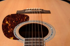 Six String Music Stock Images