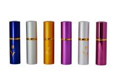 Six vaporizers Royalty Free Stock Photos
