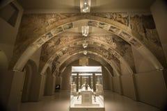Sixena-Malereien, Barcelona Lizenzfreie Stockbilder
