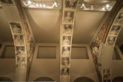 Sixenaschilderijen, Barcelona Royalty-vrije Stock Fotografie