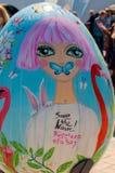 Sixième festival de Tout-Ukrainien des oeufs de pâques Photographie stock