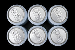 Sixpack from above Royalty Free Stock Photos