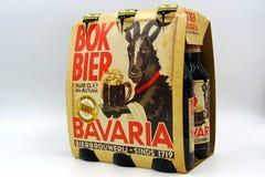 Sixpack-Bayern Bok-Totenbahre lizenzfreie stockbilder