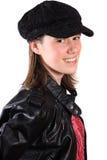 Sixteen year old teenage girl Royalty Free Stock Image