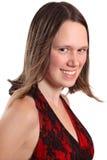 Sixteen year old teenage girl Stock Images