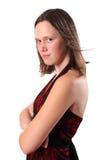 Sixteen year old teenage girl Stock Photos