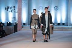 Sixteenth serii mody przedstawienie Fotografia Royalty Free
