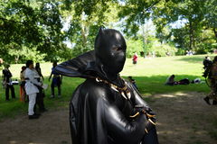 Sixth Annual International Cosplay Day 2 Royalty Free Stock Photography