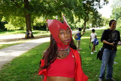 Sixth Annual International Cosplay Day 9 Royalty Free Stock Image