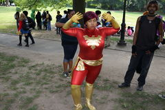 Sixth Annual International Cosplay Day 10 Royalty Free Stock Photos