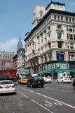 Sixth Avenue Manhattan New York City USA Royalty Free Stock Photography