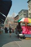 Sixth Avenue Manhattan New York City USA Royalty Free Stock Photos
