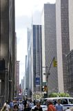 Sixth Avenue Royalty Free Stock Images