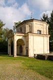 Sixth Chapel at Sacro Monte di Varese. Italy Royalty Free Stock Image