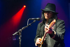 Sixto Rodriguez @ Highline Ballroom 8/31/12 NY Royalty Free Stock Images