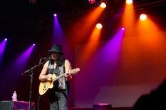Sixto Rodriguez @ Highline Ballroom 8/31/12 NY Stock Image