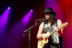 Sixto Rodriguez @ Highline Ballroom 8/31/12 NY Royalty Free Stock Photo