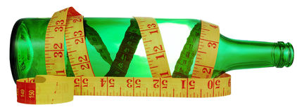 A size matters! Royalty Free Stock Photography