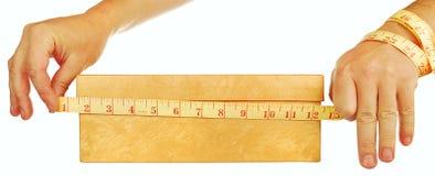 A size matters! Stock Photo