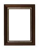 A4 size photo frame isolated Royalty Free Stock Image