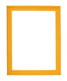 A4 size photo frame isolated Stock Photos
