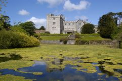 Sizergh Castle Royalty Free Stock Photography