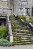 Sizergh Castle, Helsington, Cumbria, England. Royalty Free Stock Images