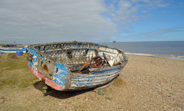 Sizewell beach Royalty Free Stock Image