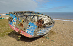 Sizewell beach Stock Photo