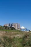 Sizewell Nuclear Power Stations, Suffolk, UK Stock Photography