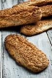 Sizilianischer Biskuit Reginelle stockfotos