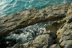Sizilianisches coast7 stockfotografie