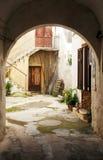 Sizilien lizenzfreie stockfotografie
