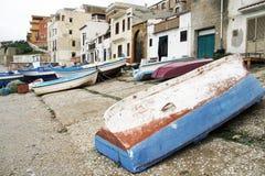 Sizilien stockfotografie