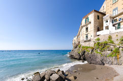 Sizilien-Seeseite Stockbild