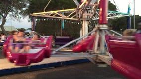 Sizzler rozrywkowa przejażdżka, Inverloch zdjęcie wideo