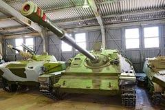 Självgående vapen SU-85 Royaltyfria Foton