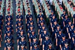 självständighet 2011 malaysia Royaltyfri Bild
